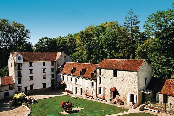Le moulin de Moulignon
